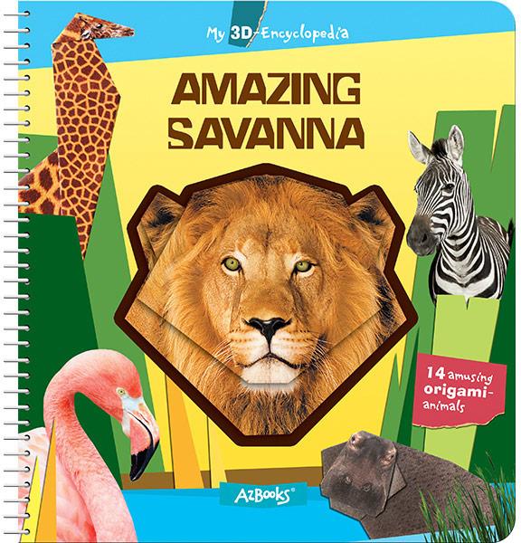 Wild Jungle - My 3D Encyclopedia